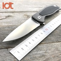LDT Carbon Fiber F95 Folding Knife S35VN Blade Knife TC4 Titanium Handle Tactical Knives Ball Bearing