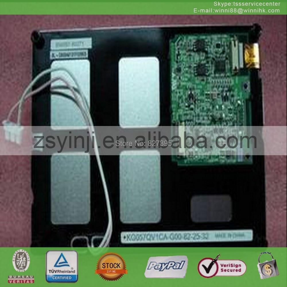 KG057QV1CA-G110 5.7 LCD display screen 90 days warrantyKG057QV1CA-G110 5.7 LCD display screen 90 days warranty