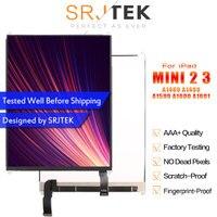 SRJTEK 7.9 LCD For iPad Mini 2 3 Gen Retina Mini2 A1489 A1490 Mini3 A1599 A1600 A1601 Matrix Screen LCD Display Repair Parts