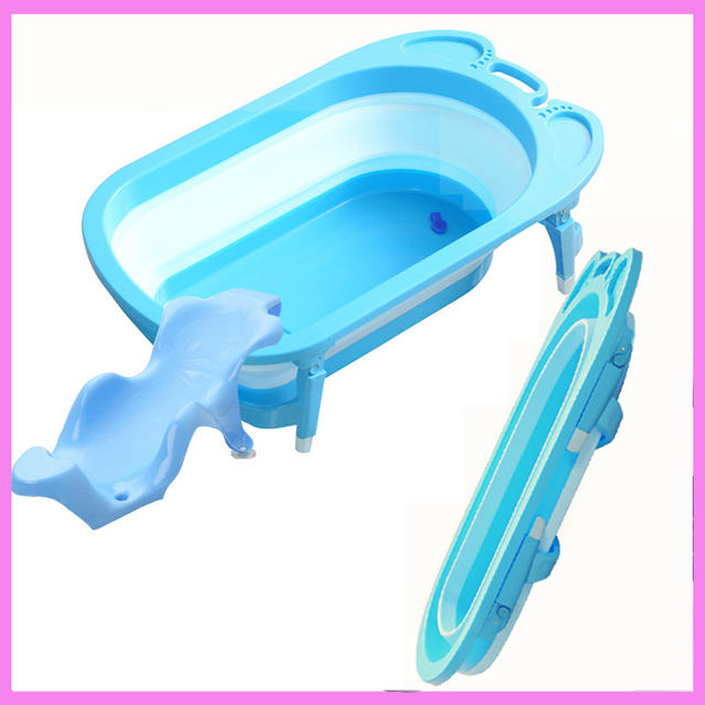 Online Shop Plastic Baby Bath Tub Shower for Newborns Automatic ...
