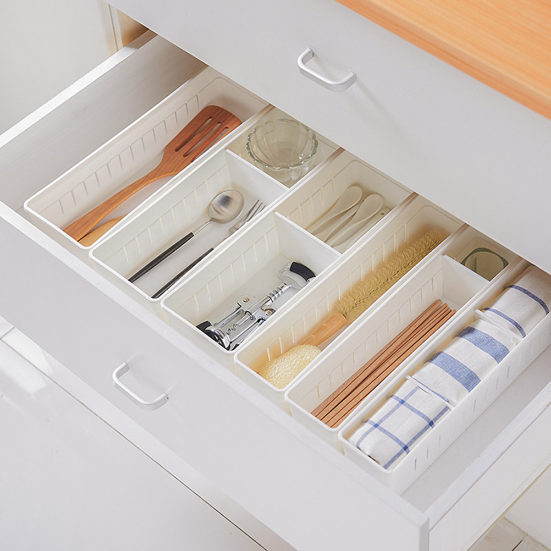 Drawer Storage Kitchen Bathroom Closet