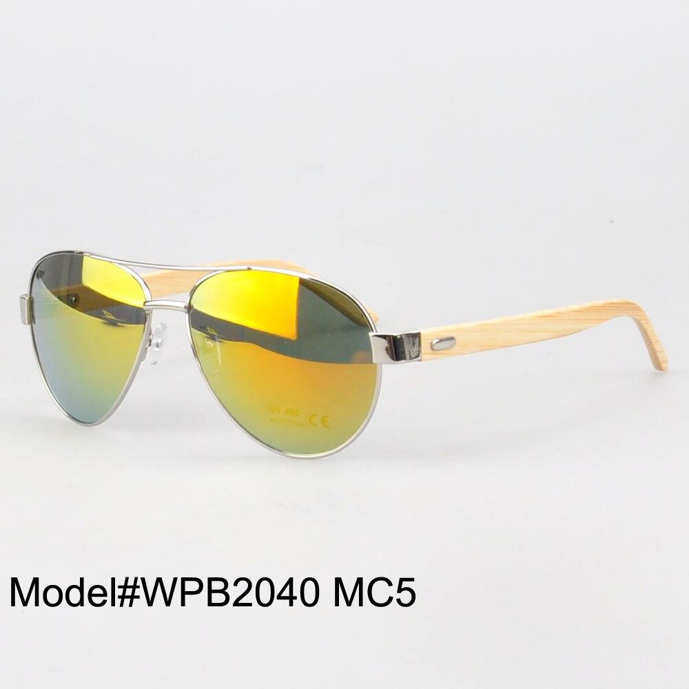 208f4913082fc MEU DOLI 2040 templo de bambu natureza colorida UV400 100% de Proteção UVA  UVB óculos de sol