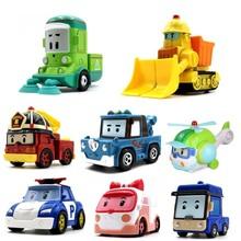 23 Style Kids Toys figurki akcji z anime Anba samochody zabawkowe Robocar Poli Metal zabawkowy model samochodu dla dzieci prezenty świąteczne tanie tanio Żołnierz gotowy produkt Żołnierz zestaw Żołnierz części i podzespoły elektroniczne Wyroby gotowe Unisex 12 cm 14cm