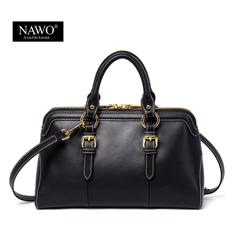 NAWO Women Bag Leather Sequined Ladies Crossbody bags For Women Fashion  Designer Handbags High Quality Famous Brands Tote Bag