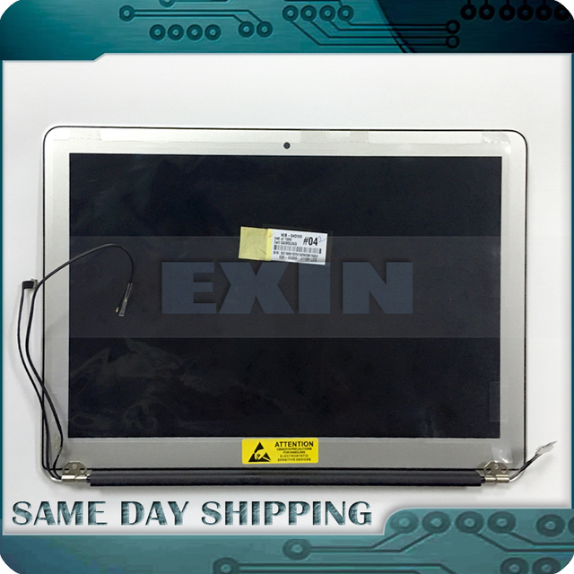 """Genuine for Apple MacBook Air 13.3"""" A1466 LCD Screen Display Full Assembly 2013 2014 2015 2017 Year MD760 MJVE2 MQD32"""