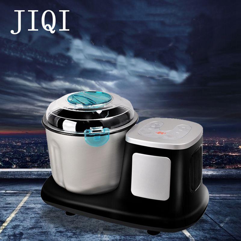 JIQI ménage électrique support alimentaire mélangeur pâte fermenteur professionnel chef pétrissage Machine automatique pain mélange mélangeur 600g