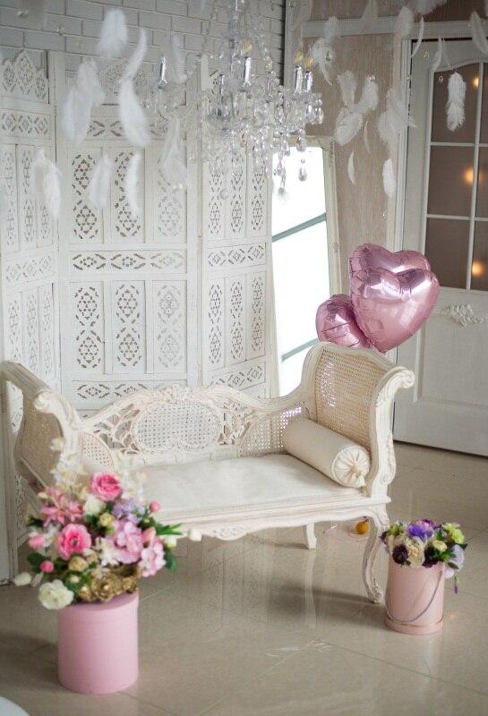 Laeacco tela backdrops balões flor sofá festa de aniversário do bebê retrato fotográfico fundos photocall photo studio