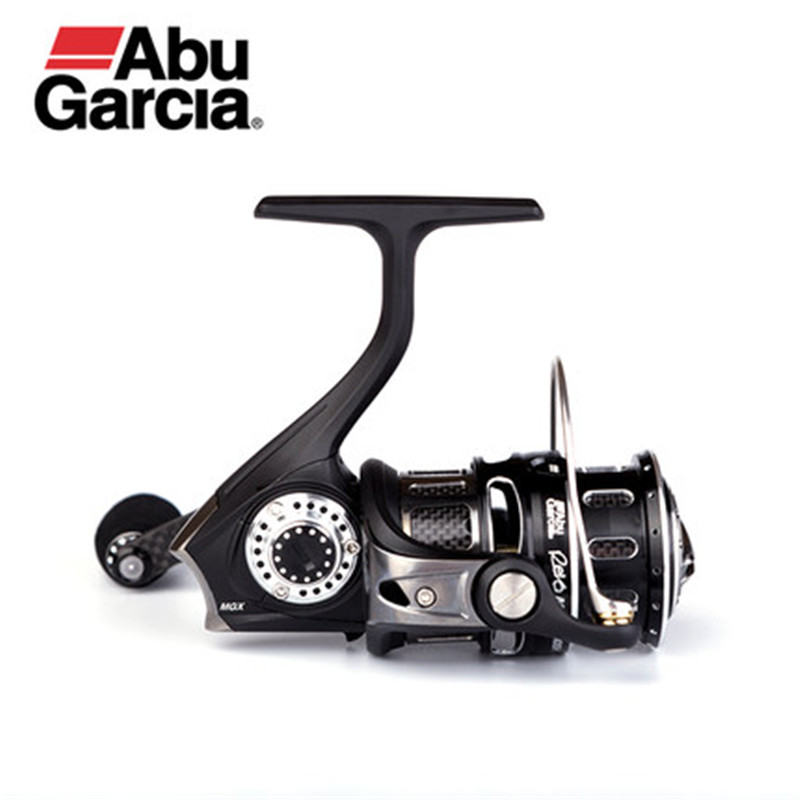Abu Garcia REVO MGX 11+1BB 6.2:1 2000/2500/3000SH Spinning Reel L/R Hand Durable Fishing Accessoreis Pesca Tackle Fishing Reels abu garcia revo deez 9 1bb 6 2 1 1000 spinning reel jb top50 professional angler special design freshwater fishing reel tackle