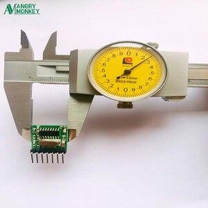 Image 5 - 5 stück 433 Mhz Lagerungs RF drahtlose sender modul 1527 Encoding EV1527 Code breite spannung 3V 24V Für fernbedienung