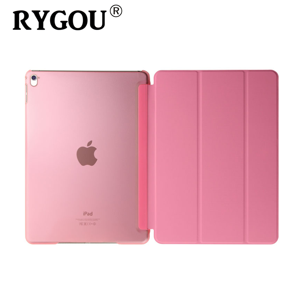 For Apple IPad 6 Ipad Air2 Case Ultra Slim Intelligent Protection One Piece Magnetic Smart Cover