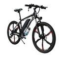 26 polegada 48 v em liga de magnésio bicicleta elétrica com motor brushless e bateria de lítio