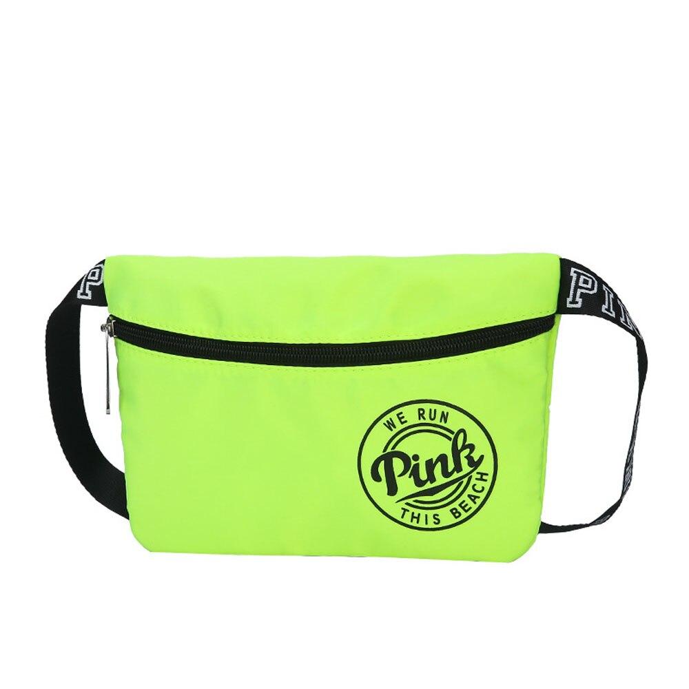 New Girl Heuptas Waist Bag Belt Bag Waist Pack Hip Bag Belt Pouch Mini Women Pink Fanny Pack Beach Pockets Pouch Belt K-14