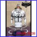FÃS MODELO instock One Piece 30 cm branco cor pop Bartholemew KUMA escala pacifista resina gk figura toy para Coleta