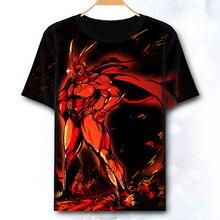 My Hero Academia terylene T-shirt