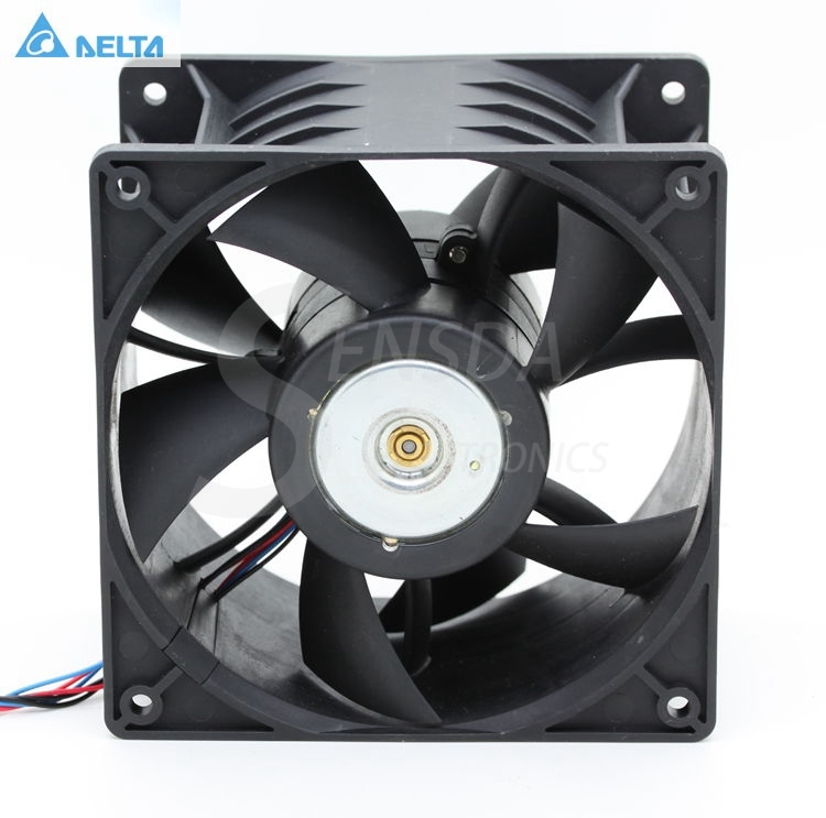 Delta Blowers GFB1248VHW 12076 120mm 12cm DC 48V 0.93A 6 -pin industrial axial cooling fans delta efb1248hh r00 12025 48v 0 12a 12cm cooling fan