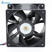 Delta Blowers GFB1248VHW 12076 120mm 12cm DC 48V 0.93A 6 pin industrial axial cooling fans