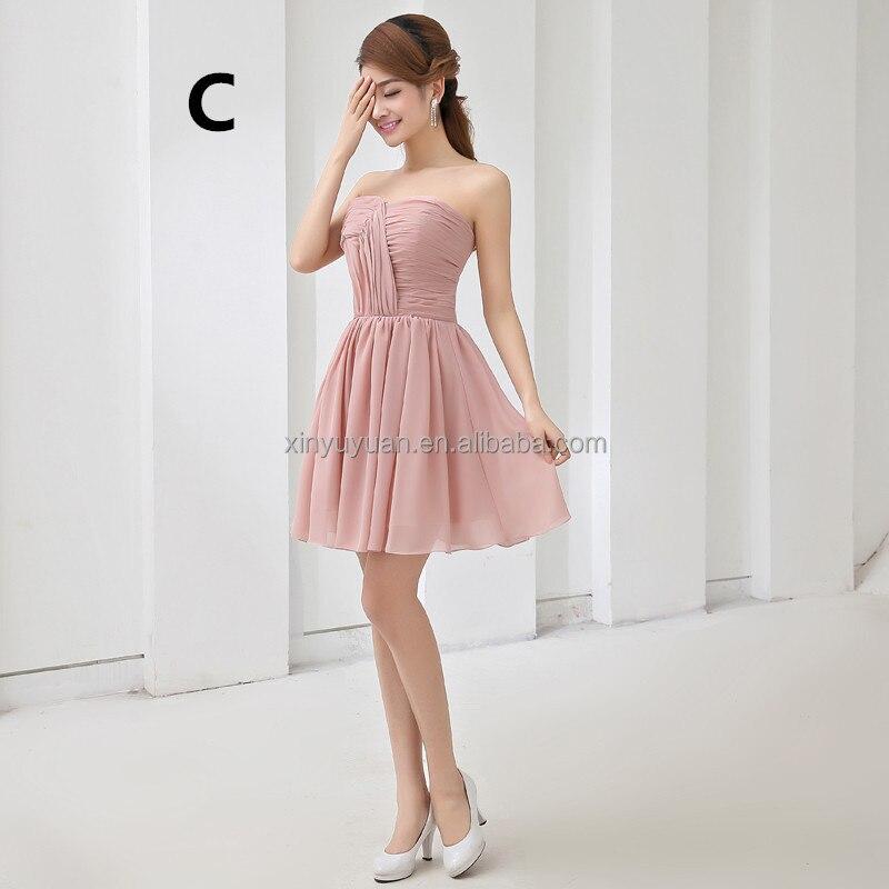 Promoción de damas de honor vestidos novias últimas diseñador ...