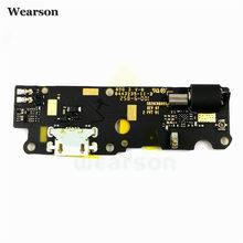 For Lenovo P2C72 P2 USB Port Charging Board With Microphone High Quality New P2A42 USB Board Free Shipping With Tracking Number(China)