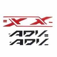 Suitable for HONDA XADV x adv-750 x-adv X-ADV 750 3M reflective logo side panel color sticker motorcycle sticker with logo appli