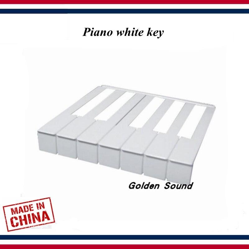 Piano Tuning Tools Accessories - Piano White Key , Natural - Piano Parts