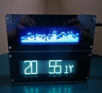 DIY Digital Product VFD25363 Music Spectrum Display VFD FFT Vacuum Fluorescent Display Better Than LED Spectrym