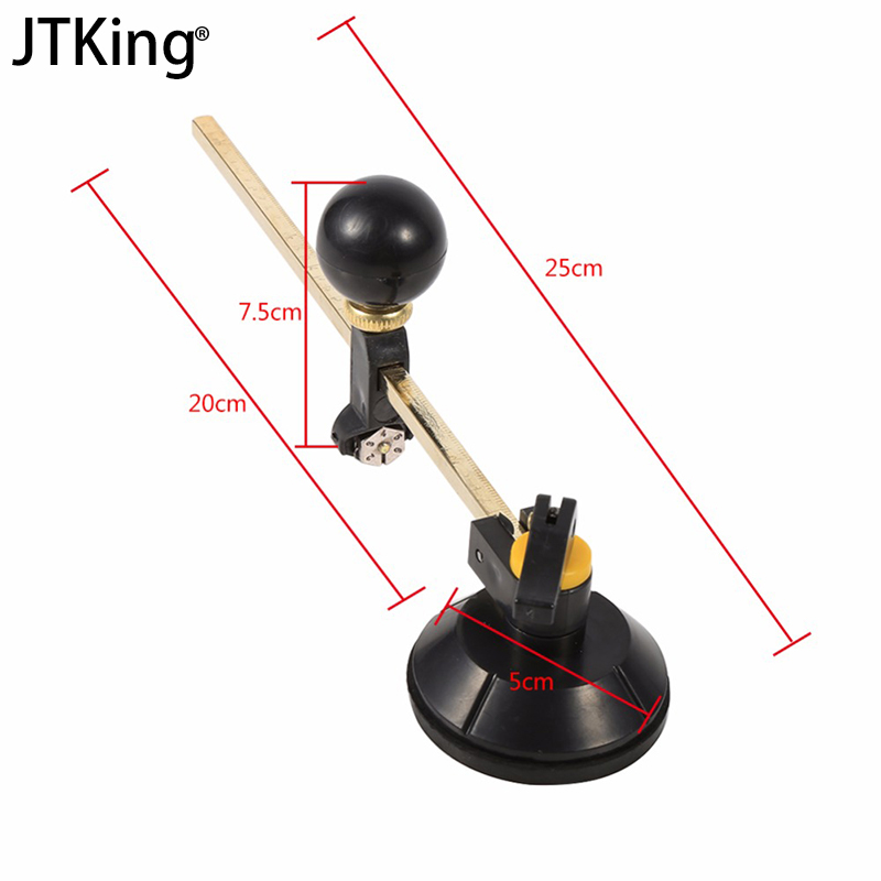 1pcs Professional Cutting Tool 40cm Glass Cutting Machine Round Cutting Wheel With Suction Cup Round Compass Glass Bottle Cuttin