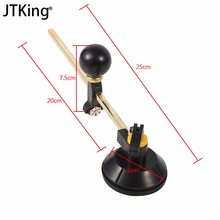 1pcs professional cutting tool 40cm glass machine round wheel with suction cup compass bottle cuttin