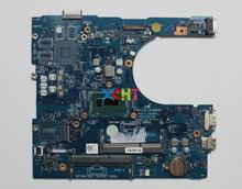 for Dell Inspiron 5458 5558 5758 CN-0VNM2T 0VNM2T VNM2T w i3-4005U CPU AAL10 LA-B843P Laptop Motherboard Mainboard Tested ноутбук dell inspiron 5558 5558 6250 5558 6250