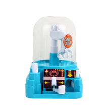 Lightweight 2 Colors Sugar Sweet Food Candy Game Machine Candy Vending Machine Beneficial Wisdom Candy Machine Candy small chocolate candy coating machine sugar coated pan
