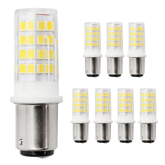 BA15D LED LAMPE 110 V 4 Watt Äquivalent 40 Watt BA15D Halogenlampe ...