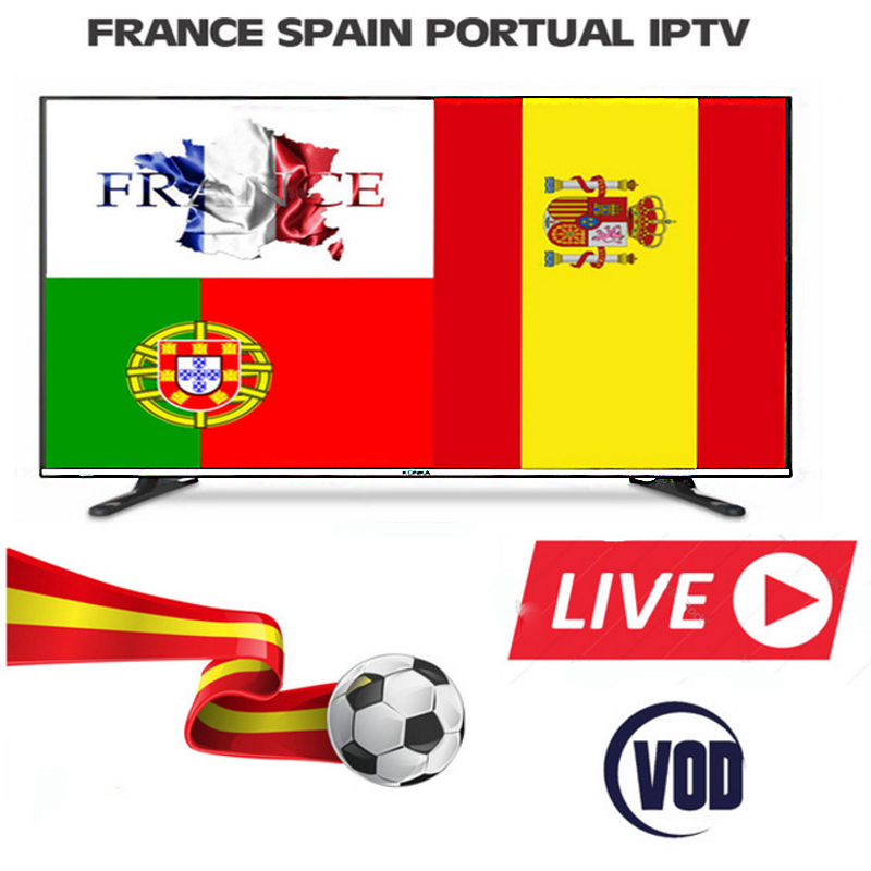 1 12 months France French Spain Portugal Iptv Subscription Brazil Sweden Albania Account For Iphone M3U Good Television Enigma2 Magazine