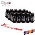 DYNO МАГАЗИН-Новый Продукт RYANSTAR 20 шт. flat top + Length52MM P12x1.5 P12x1.25 20 шт. колесные гайки
