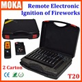 2 Carton remote controlled firing system for fireworks wireless Electronic Ignition of Fireworks 20 chs outdoor Christmas