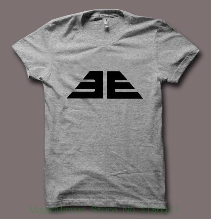 Imaginez Dragons Évoluer Logo Tour Noir Blanc Gris Hommes Femmes Unisexe T-shirt Tee Casual Chemise À Manches Courtes T