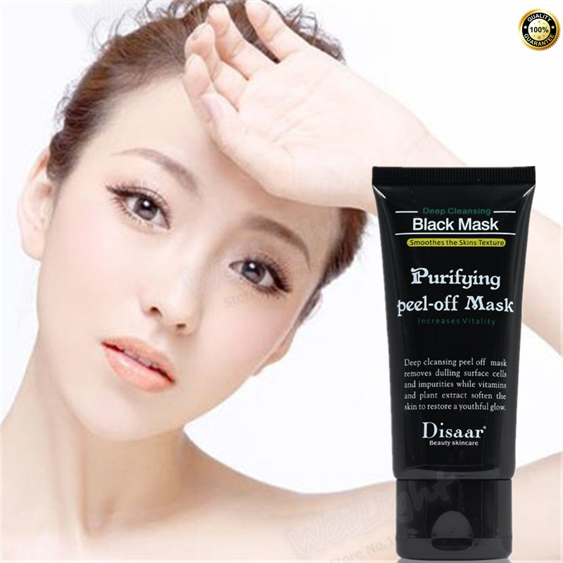 Face skin Care whitening Suction Black Mask Facial Mask Nose Blackhead Remover Peeling Black Head anti Acne Treatments cleansing