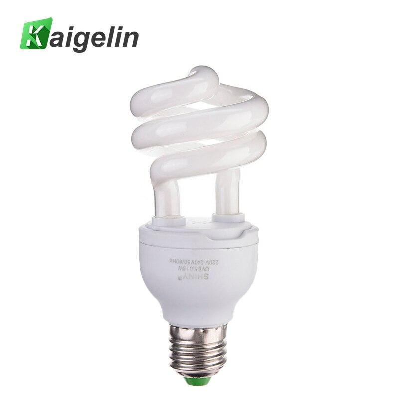 LED 13 Watt UVB Glühbirnen E27 Für Reptilien Compact Fluorescent Vivarium Lampe Licht UVB 5,0 UVB 10,0 UVA UV