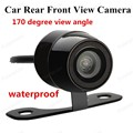 [High Quality] 170 degree view angle dustproof Car Rear Front View Camera Reverse Camera waterproof