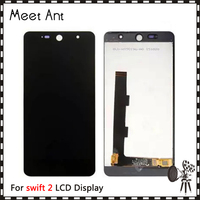 High Quality 5.0 For Wileyfox swift 2 swift 2 Plus LCD Display Screen With Touch Screen Digitizer Assembly