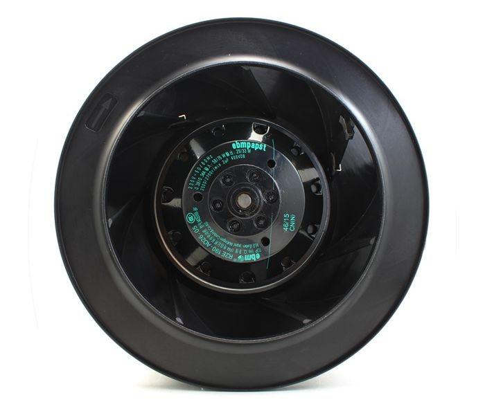 original backward curved ac centrifugal PAPST R2E190-AO26-05 fan 190*68 220V inverter 190*68.5mm 0.26/0.34A 2500/2700RPM