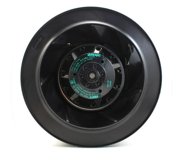 цена на original backward curved ac centrifugal PAPST R2E190-AO26-05 fan 190*68 220V inverter 190*68.5mm 0.26/0.34A 2500/2700RPM