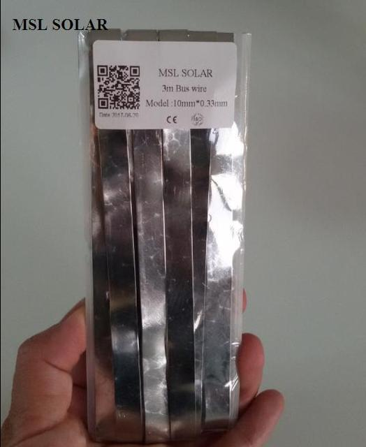 ALLMEJROES Solar Tabbing wire for Solar Panel Diy Tinned Copper with Tin Solar energy components 10mmx0.33mm