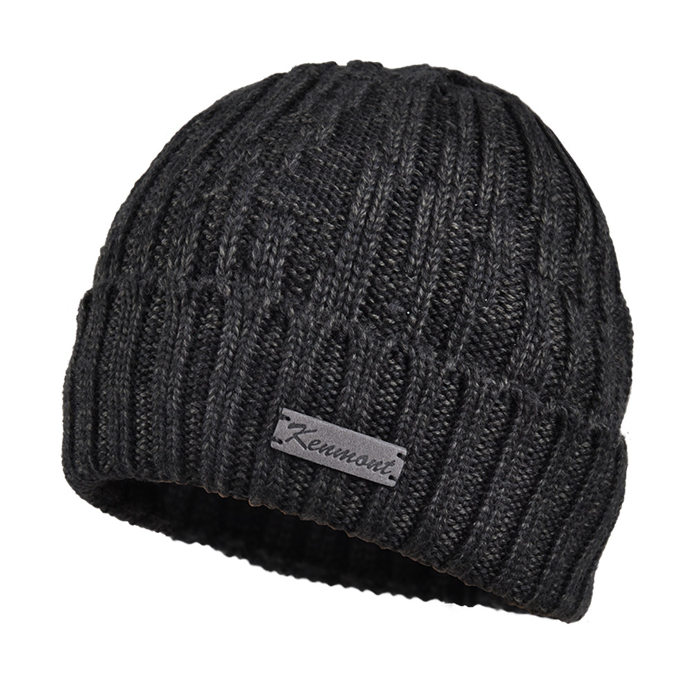 10300364b97571 New Kenmont Autumn Winter Beanie Hat Heat-reflective Waterproof Ski Warm  Skullies Cap Free Shipping Gifts Christmas 1758