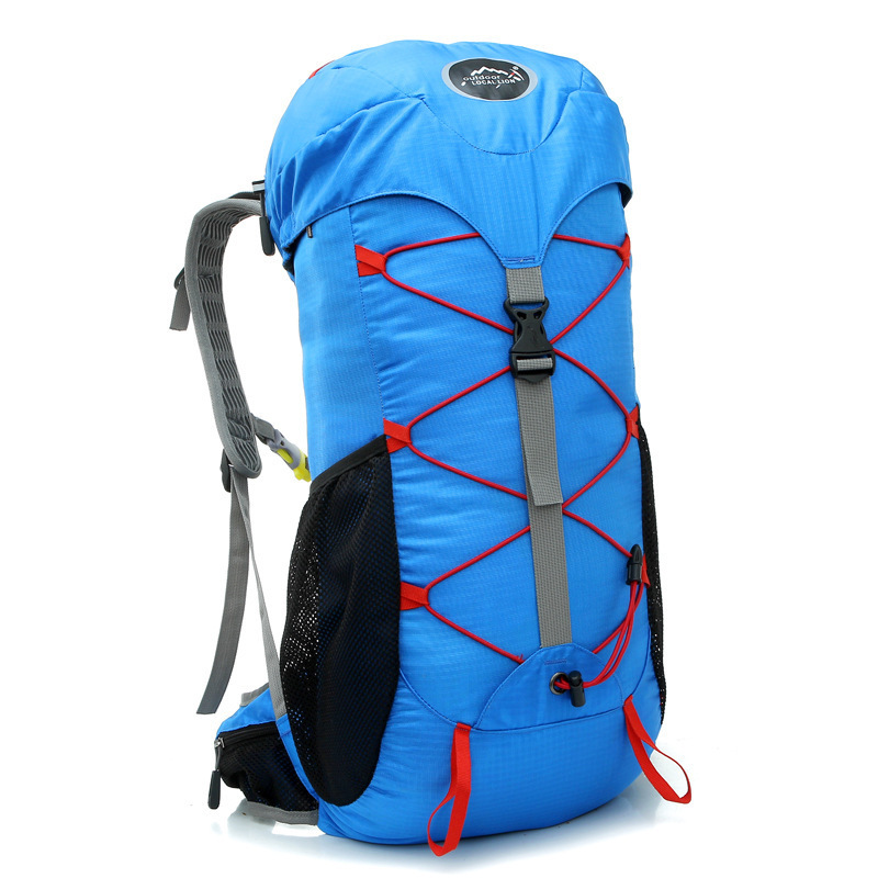 Mountain bike rides rode backpack camping equipment sports outdoor backpack bike riding double shoulder bag 5