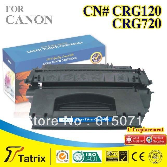 ФОТО 120/720 Toner Cartridge Triple Quality Test Canon120 120/720 Toner Cartridge for Canonon toner Printer