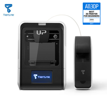Tiertime UP mini 2 3D Printer, Portable, Touch Screen, WiFi, Optimized for ABS