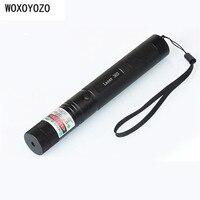 Zk30 Green Laser Pointer 303 5000mw High Power Lazer Burning SD Laser 303 Presenter Laser Pointer