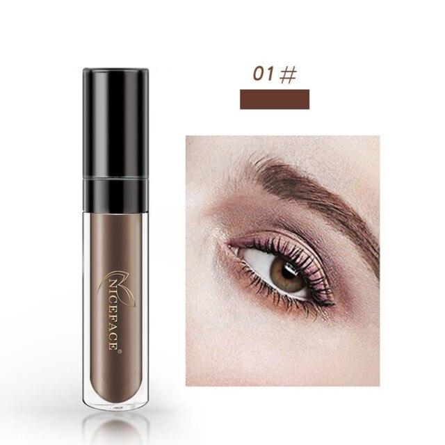 2018 Dyeing Liquid Eyebrow Cosmetics Long Lasting Ink Eyebrow Pencil