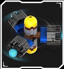 4pcs Fidget Creative Finger – Spinner Blocks