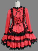 Cosplay animation vêtements en gros lolita culture-lolita dress chargé 9 generation-h30
