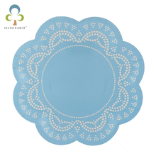 8PCS/SET 8 inch Doily Paper Party Plates Baby Shower Birthday Supplies Paper Plates set  sc 1 st  AliExpress.com & Buy carnival paper plates and get free shipping on AliExpress.com